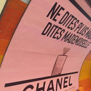 Chanel melle