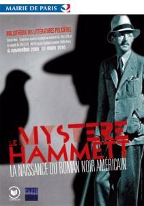 Affiche expo Hammett
